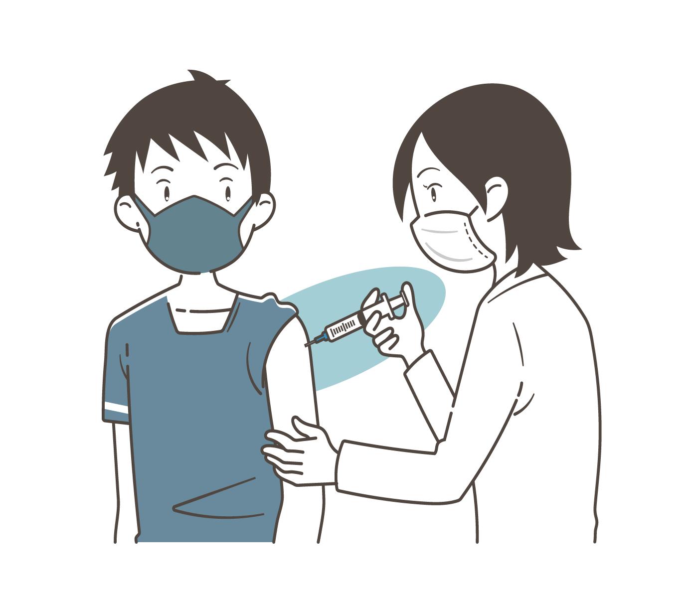 パパ、新型コロナウイルスのワクチン接種したってよ②