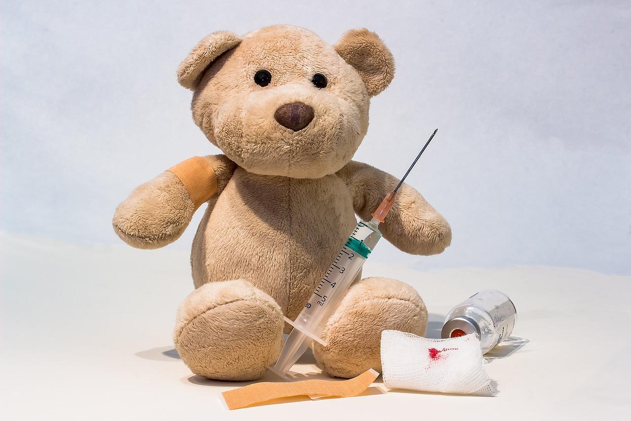 インフルエンザの予防接種は何歳から?乳幼児でもOK?