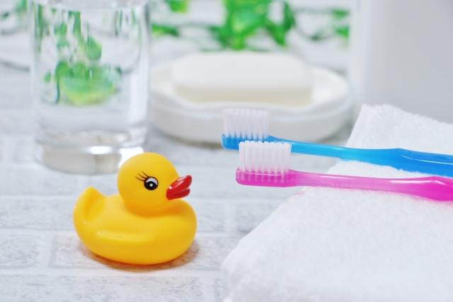 続・2歳の歯磨き!今ではすっかりスムーズに!
