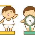 2才の身長と体重