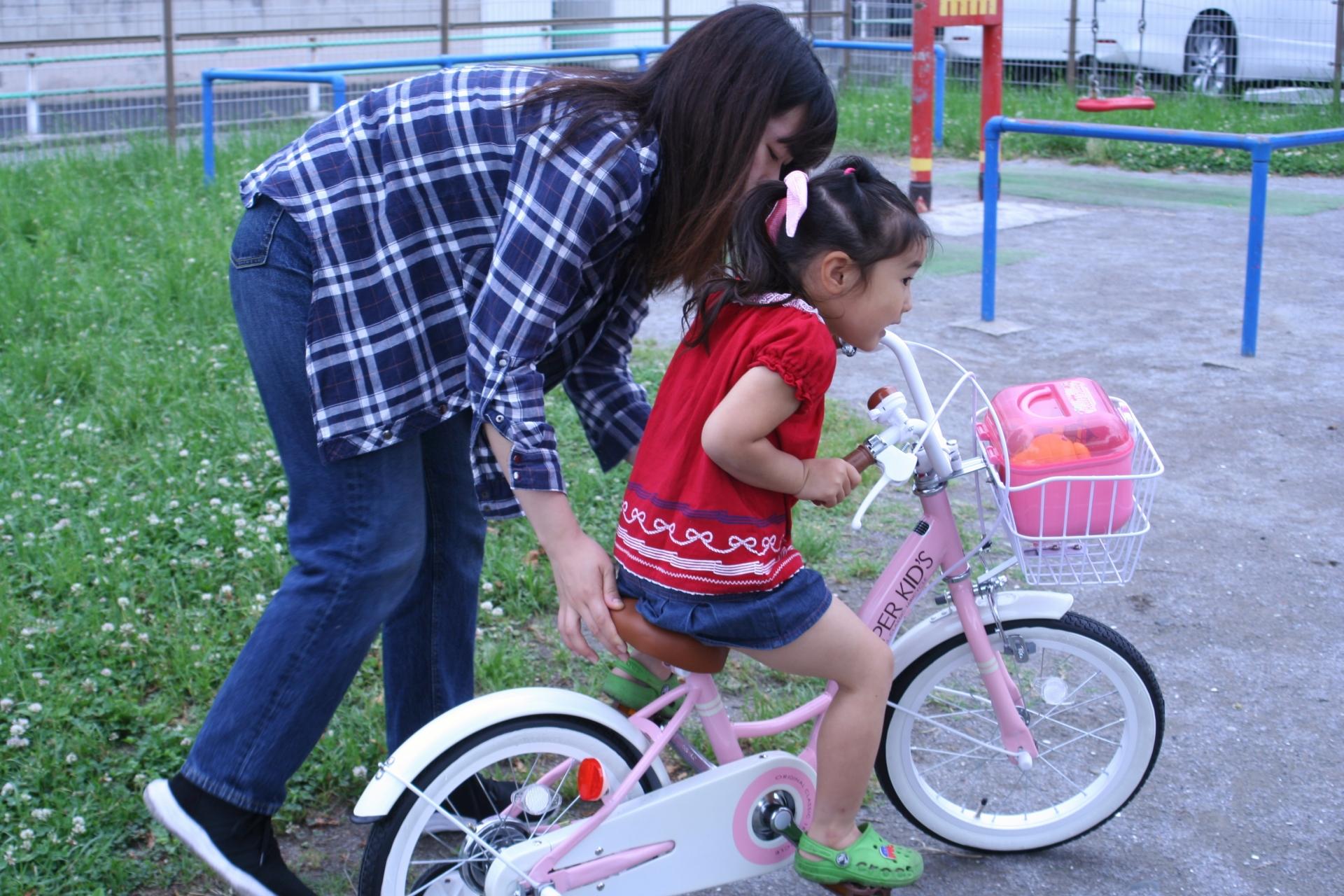 5歳の自転車選び。サイズは?平均価格は?